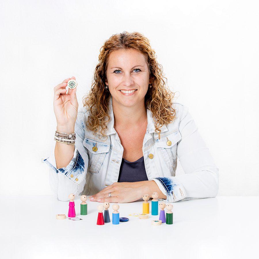 Chantal Berends GG coach